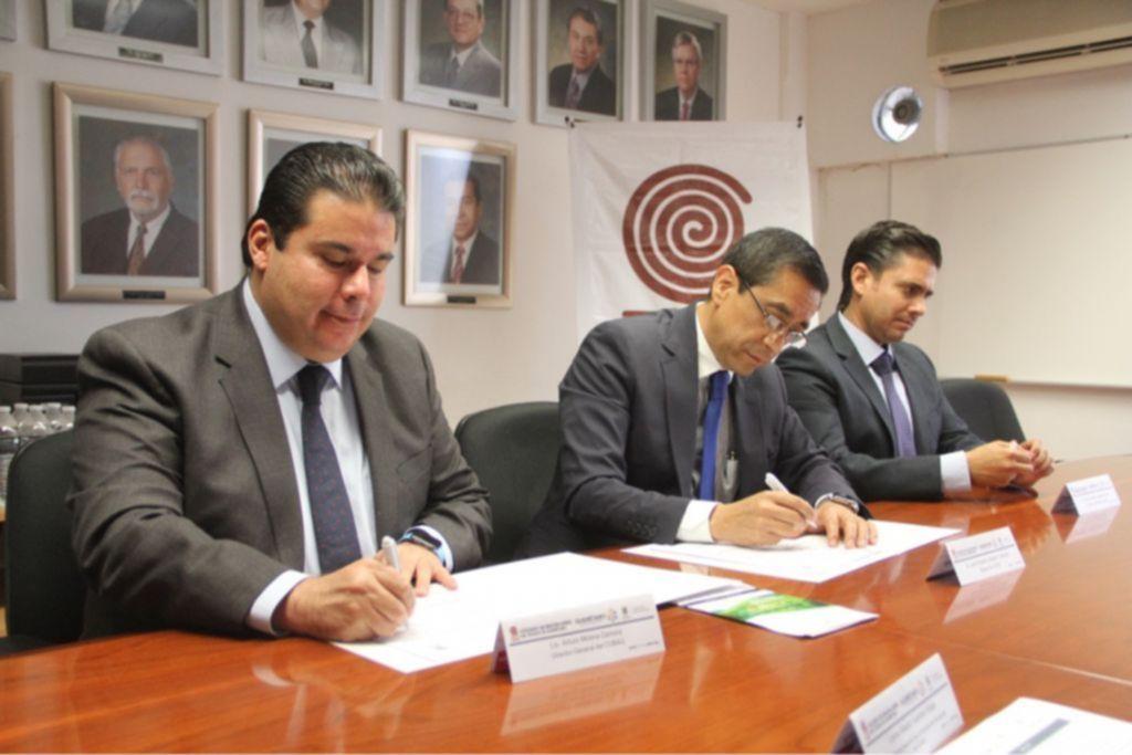 Cobaq firma convenio de colaboraci n con ciidet for Convenio oficinas tecnicas
