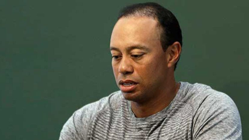 Tiger Woods es arrestado en Florida